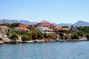 Obiekt Sućuraj (Hvar) - Zakwaterowanie 195 - Apartamenty blisko morza.