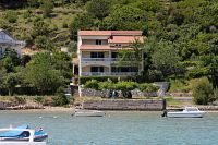 Apartmány přímo u moře Supetarska Draga - Donja (Rab) - 2018