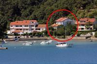 Apartmány přímo u moře Supetarska Draga - Donja (Rab) - 2022