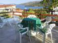 Terrace - Apartment A-2036-a - Apartments Marina (Trogir) - 2036
