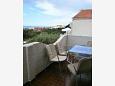 Balcony - Apartment A-204-c - Apartments Mandre (Pag) - 204