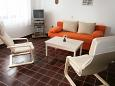 Living room - Apartment A-204-c - Apartments Mandre (Pag) - 204