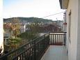 Balcony 2 - Apartment A-2046-a - Apartments Trogir (Trogir) - 2046