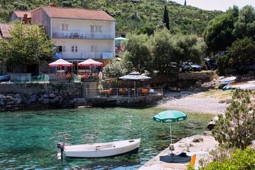 Obiekt Uvala Zaraće (Hvar) - Zakwaterowanie 2047 - Apartamenty blisko morza ze żwirową plażą.