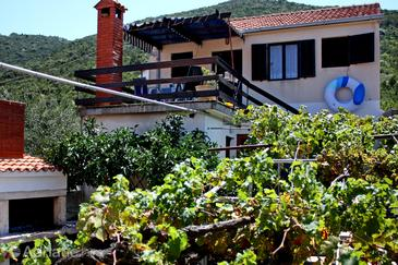 Property Uvala Zaraće (Hvar) - Accommodation 2048 - Vacation Rentals near sea with pebble beach.