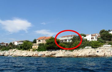 Property Ražanj (Rogoznica) - Accommodation 2054 - Apartments near sea.