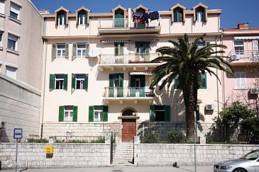 Property Split (Split) - Accommodation 2055 - Apartments with sandy beach.