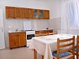 Kitchen - Apartment A-206-b - Apartments and Rooms Metajna (Pag) - 206
