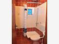 Bathroom - Room S-206-e - Rooms Metajna (Pag) - 206