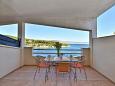 Terrace - Apartment A-2074-e - Apartments Basina (Hvar) - 2074
