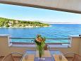 Terrace - view - Apartment A-2074-e - Apartments Basina (Hvar) - 2074