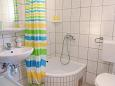 Bathroom - Studio flat AS-2076-a - Apartments Rastići (Čiovo) - 2076