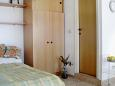 Bedroom - Studio flat AS-2076-a - Apartments Rastići (Čiovo) - 2076
