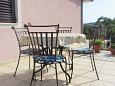 Terrace - Apartment A-2082-a - Apartments Seget Vranjica (Trogir) - 2082