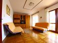 Living room - Apartment A-2086-b - Apartments Podstrana (Split) - 2086