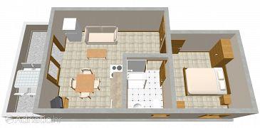 Apartment A-2094-a - Apartments Zatoglav (Rogoznica) - 2094