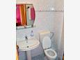 Bathroom - Studio flat AS-2098-a - Apartments Okrug Gornji (Čiovo) - 2098