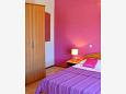 Bedroom - Studio flat AS-2098-a - Apartments Okrug Gornji (Čiovo) - 2098