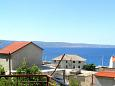 Balcony - view - Room S-2099-b - Apartments and Rooms Sumpetar (Omiš) - 2099