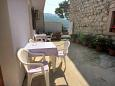 Terrace - Studio flat AS-2107-b - Apartments Zaton Veliki (Dubrovnik) - 2107