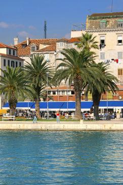 Split, Split, Obiekt 2112 - Kwatery przy morzu z piaszczystą plażą.
