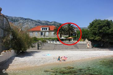 Orebić, Pelješac, Property 2130 - Apartments blizu mora with pebble beach.