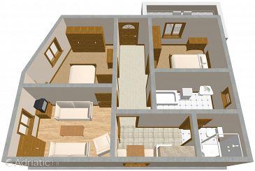 Apartment A-2135-a - Apartments Cavtat (Dubrovnik) - 2135