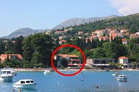 Apartments by the sea Srebreno (Dubrovnik) - 2146