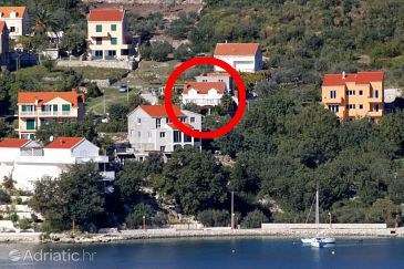 Property Slano (Dubrovnik) - Accommodation 2159 - Apartments and Rooms with pebble beach.