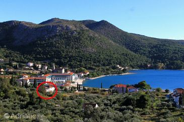Slano, Dubrovnik, Property 2160 - Apartments blizu mora with sandy beach.