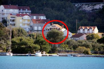 Property Slano (Dubrovnik) - Accommodation 2179 - Apartments and Rooms with pebble beach.