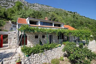 Property Podaca (Makarska) - Accommodation 2185 - Vacation Rentals with pebble beach.
