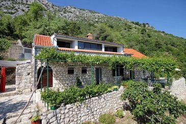 Property Podaca (Makarska) - Accommodation 2185 - Vacation Rentals with pebble beach.