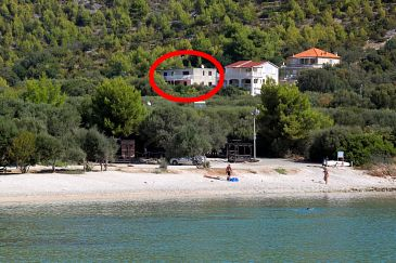Prižba, Korčula, Property 219 - Apartments u Hrvatskoj.