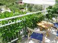 Terrace - Apartment A-2194-c - Apartments Uvala Ljubljeva (Trogir) - 2194