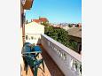 Balcony - Apartment A-2198-c - Apartments Mali Lošinj (Lošinj) - 2198