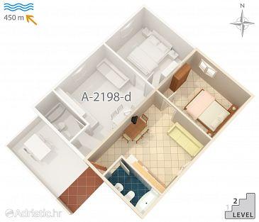 Apartment A-2198-e - Apartments Mali Lošinj (Lošinj) - 2198