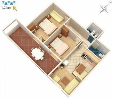 Apartament A-2217-a - Apartamenty Poreč (Poreč) - 2217