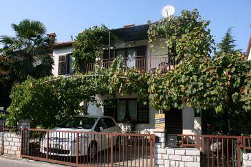 Obiekt Poreč (Poreč) - Zakwaterowanie 2217 - Apartamenty w Chorwacji.