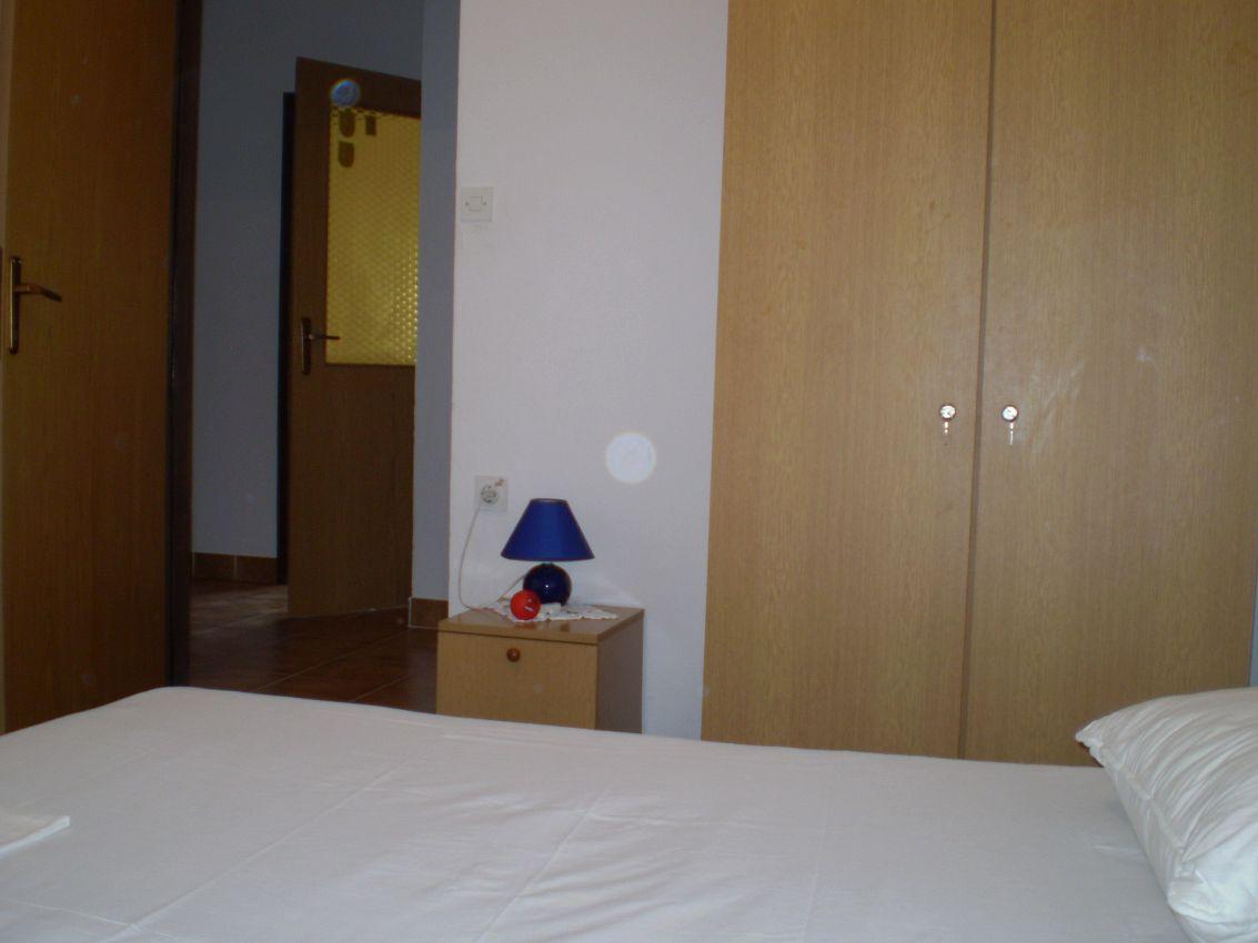 Apartmány s parkoviskom v meste Povljana - 224