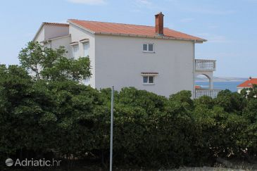 Property Povljana (Pag) - Accommodation 224 - Apartments with sandy beach.