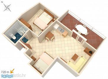 Apartment A-2243-b - Apartments Rovinj (Rovinj) - 2243