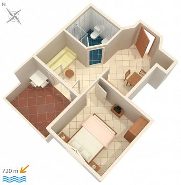 Apartment A-2243-c - Apartments Rovinj (Rovinj) - 2243