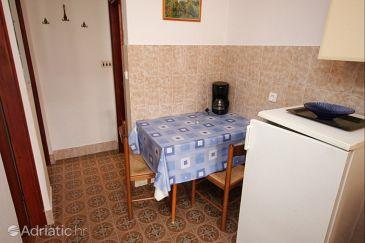 Pješčana Uvala, Dining room u smještaju tipa apartment, WIFI.