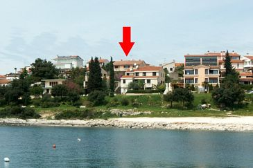 Property Pješčana Uvala (Pula) - Accommodation 2265 - Apartments with pebble beach.