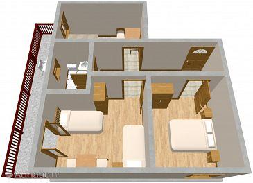 Apartment A-2307-a - Apartments Ičići (Opatija) - 2307