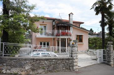 Lovran, Opatija, Property 2321 - Apartments and Rooms with pebble beach.