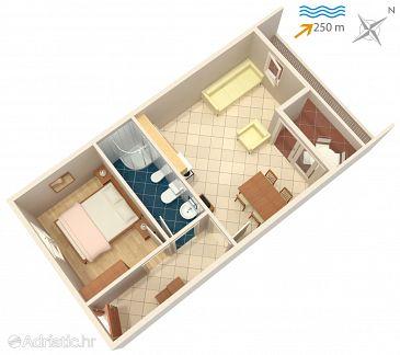 Apartment A-2323-b - Apartments Rabac (Labin) - 2323