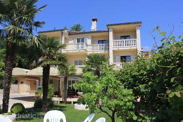Lovran, Opatija, Property 2332 - Apartments and Rooms u Hrvatskoj.