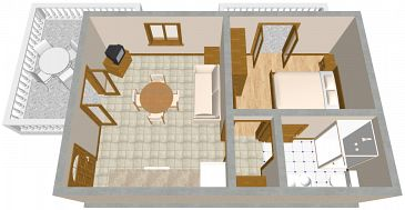 Apartment A-2335-d - Apartments Duga Luka (Prtlog) (Labin) - 2335